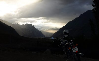 The Gods must have played here. Nubra Valley