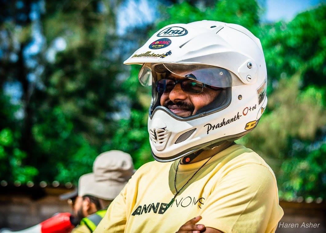 Prashanth Kumar aka Nomad