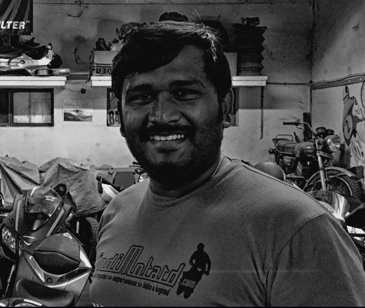 Pavan Shrikanth