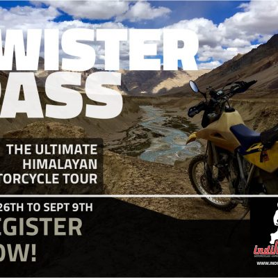 Twister Pass 2017 Advert 1
